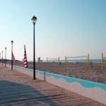 Atlantic Beach boardwalk, Atlantic Beach North Carolina