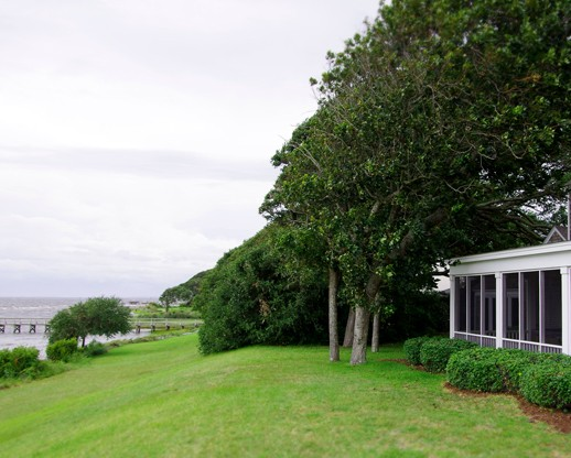 Bogue Sound Waterfront Living Gull Isle Realty