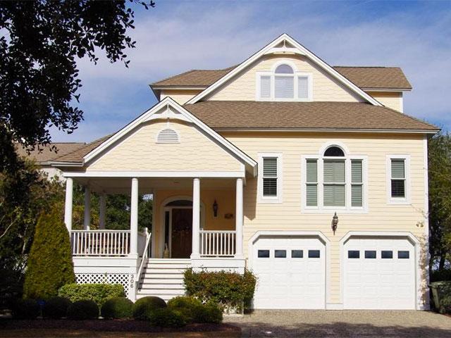 306 Sea Isle - Indian Beach, NC $907,500 home for sale through Gull Isle Realty in Atlantic Beach NC